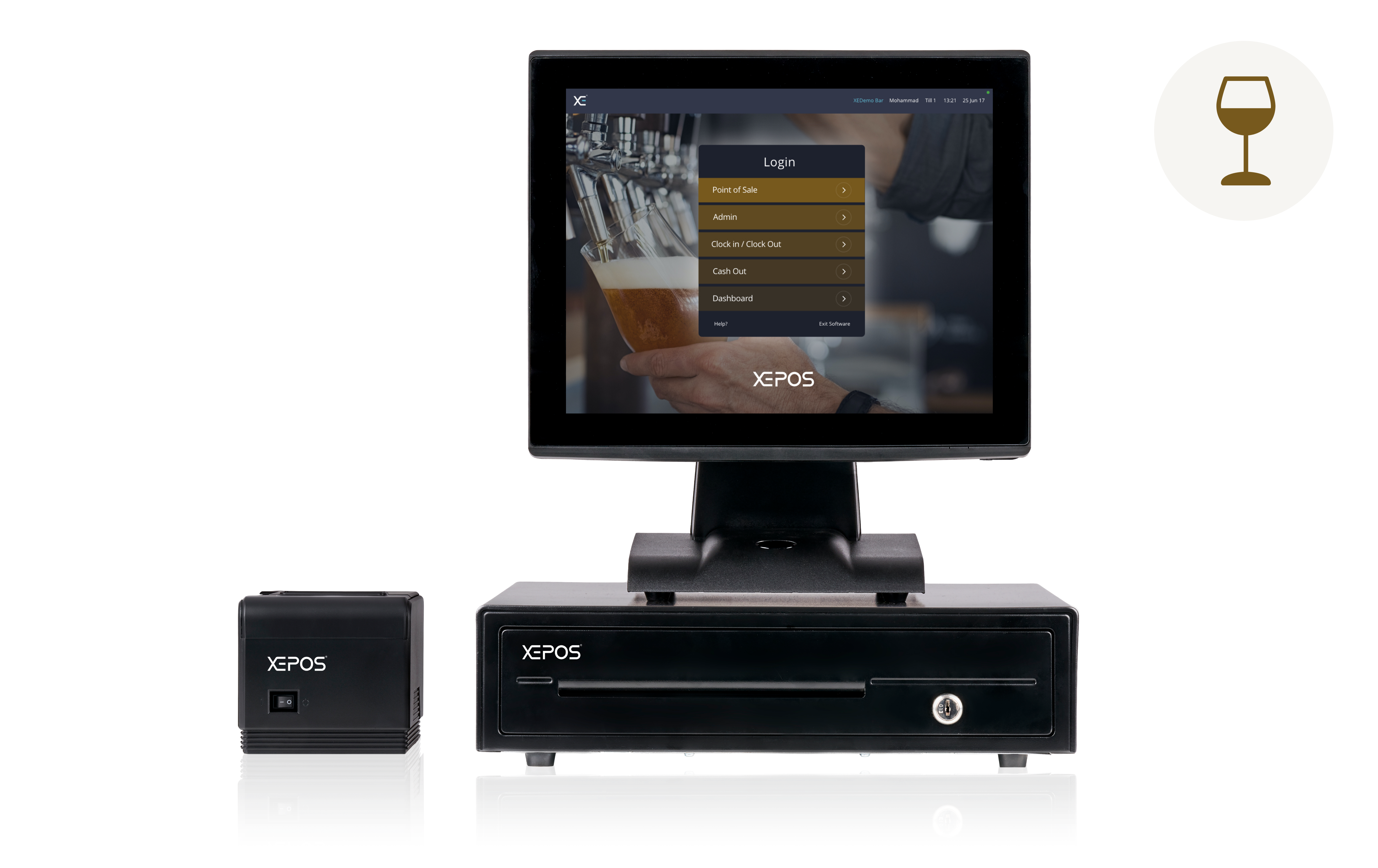 Systems Store XEPOS