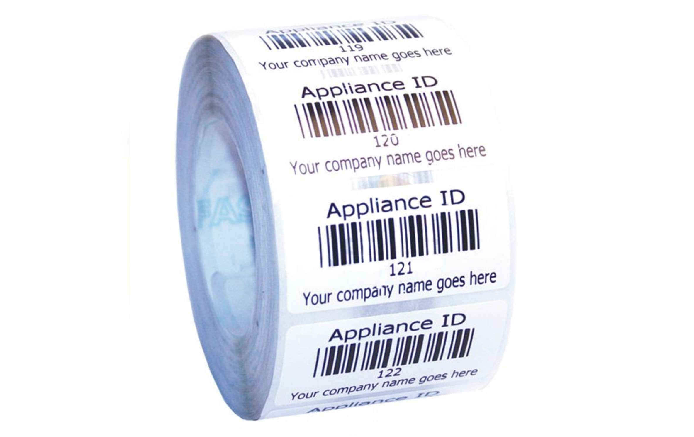2000x Barcode Labels XEPOS