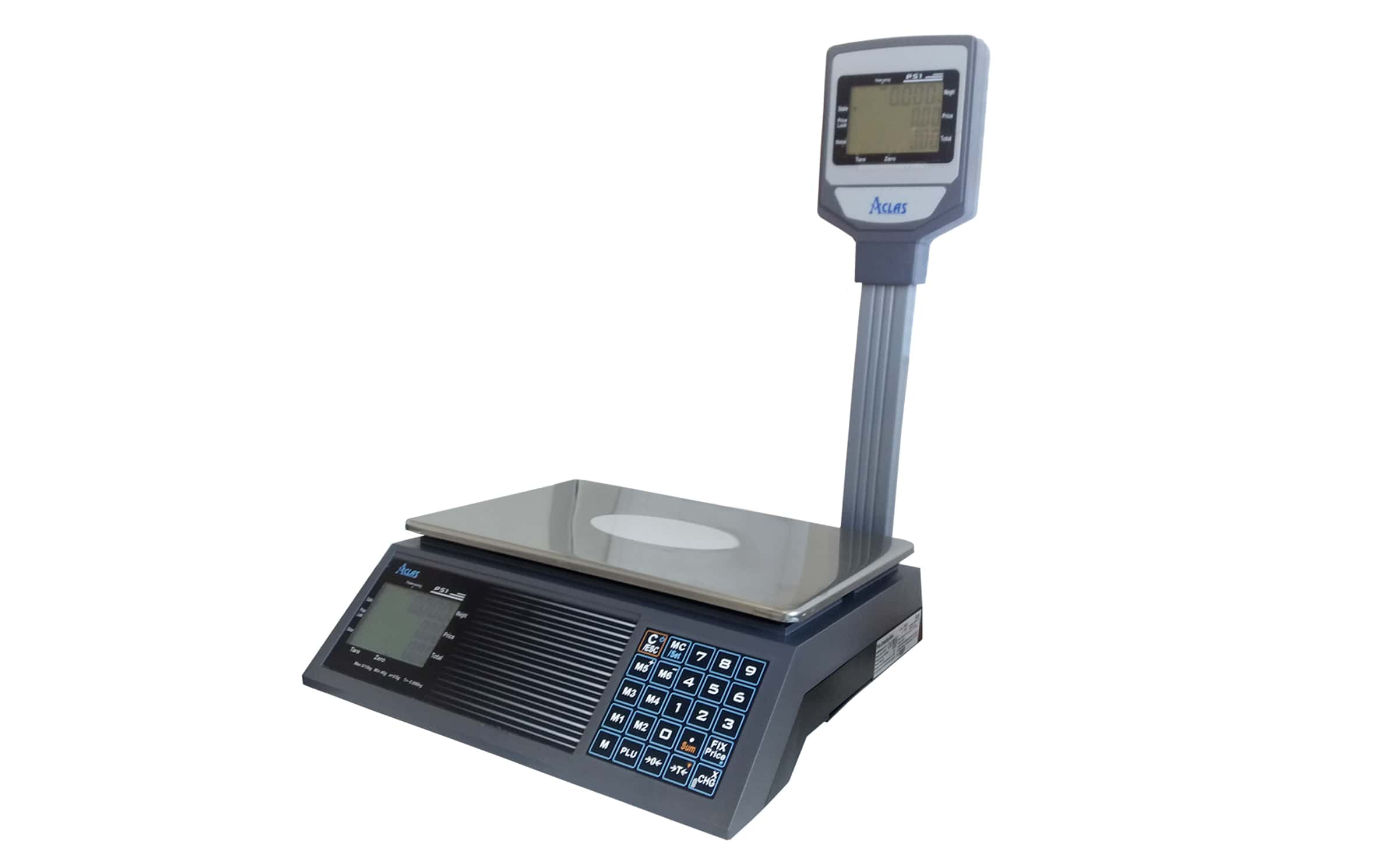 Integrated Weighing Scales XEPOS