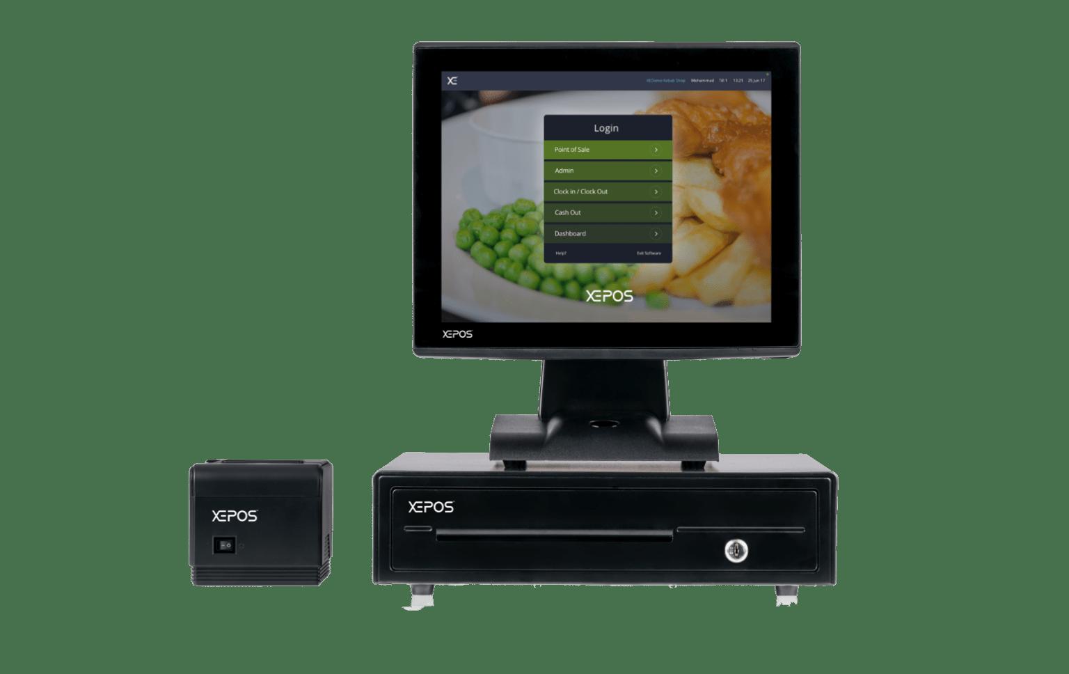 Fish & Chip Shops XEPOS
